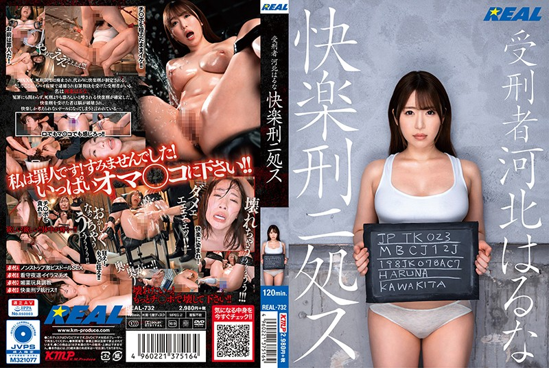 REAL-732 - Prisoner Haruka Kawakita What A Pleasant Imprisonment!!!! Haruna Kawakita ropes & ties featured actress nymphomaniac creampie